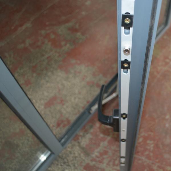 High Quality Aluminium Casement Window with Fix Pane K03003