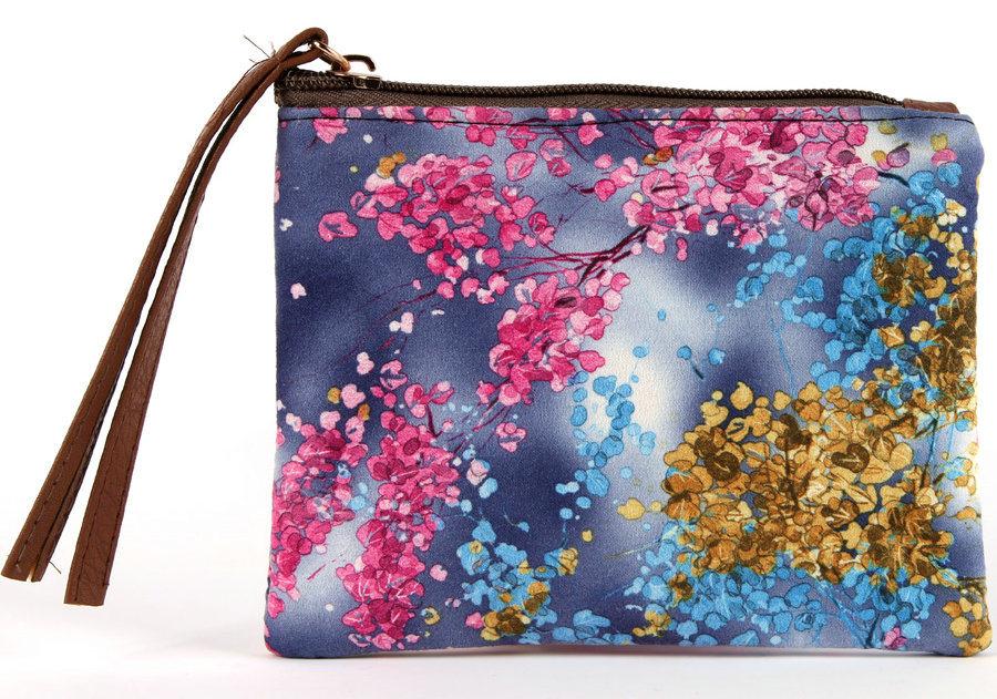Coin Purse Wallet Pocket Case Bag GS022505-1