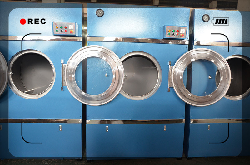 150kg Industrial Clothes Tumble Dryer (SWA-150)