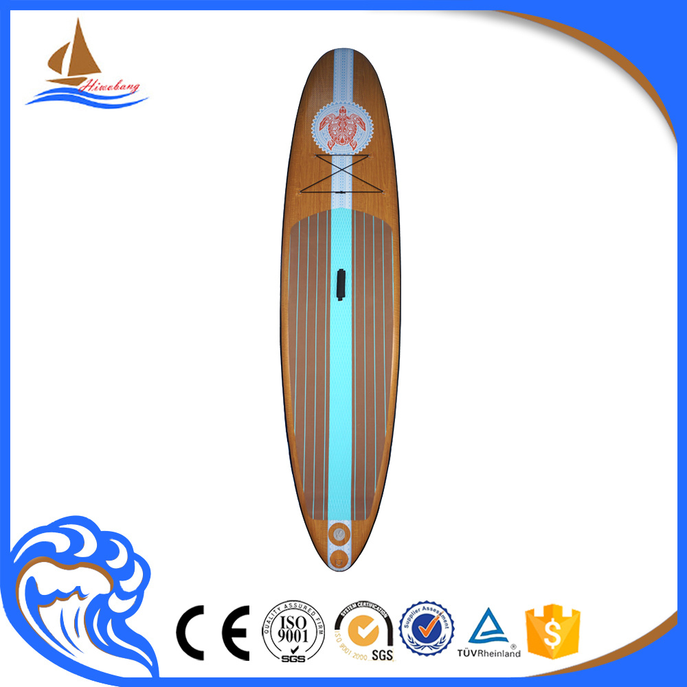 2017 Inflatable Surfboard 11′ Length Good Paddle Board for Surfing