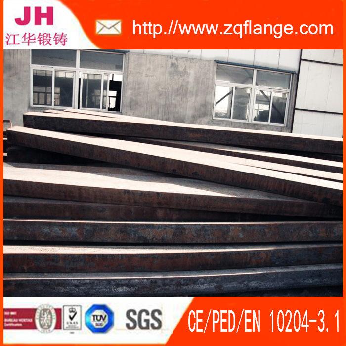 Forged Steel Flange of Black JIS 10k Pl
