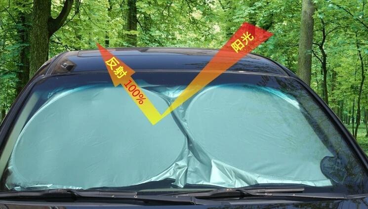 Car Foil Sunshade Sun Shade Car Cover