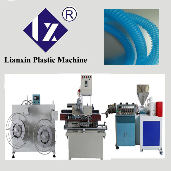 2014 Hot-Sales Corrugated Pipe Extruder/Plastic Machinery/Plastic Pipe Machine