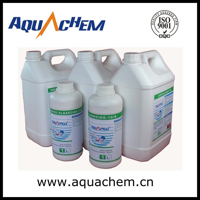 Algicide/Algaecide, No Foaming, 10/S, Algaecide