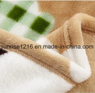 Super Soft Printed Flannel Blanket Sr-B170213-17 Printed Coral Fleece Blanket