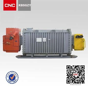 Mine Explosion-Proof Power Transformer Type Mobile Substation (KBSGZY)