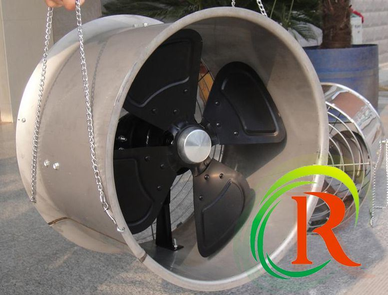 RS Series Circulation Fan with SGS Certification for Greenhouse