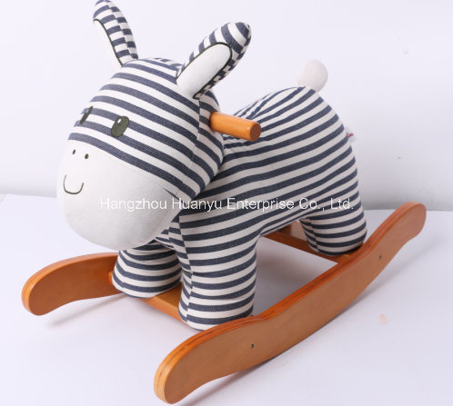 New Design Factory Supply Rocking Animal -Donkey Rocker