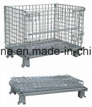 Bulk Steel Storage Warehouse Cage