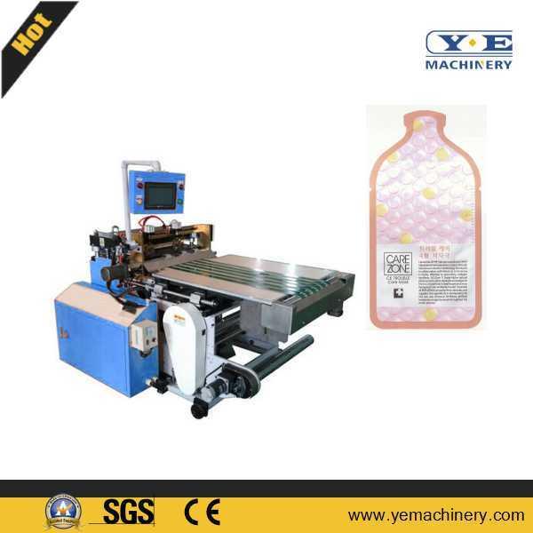 Automatic Figure Irregular Plastic Bag Die Cutting Machine (YX series)