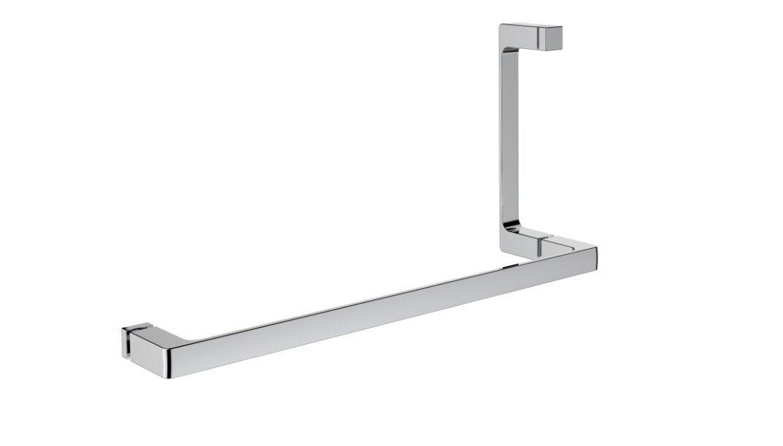Stylish Suqare Solid Brass Bathroom Grab Bar