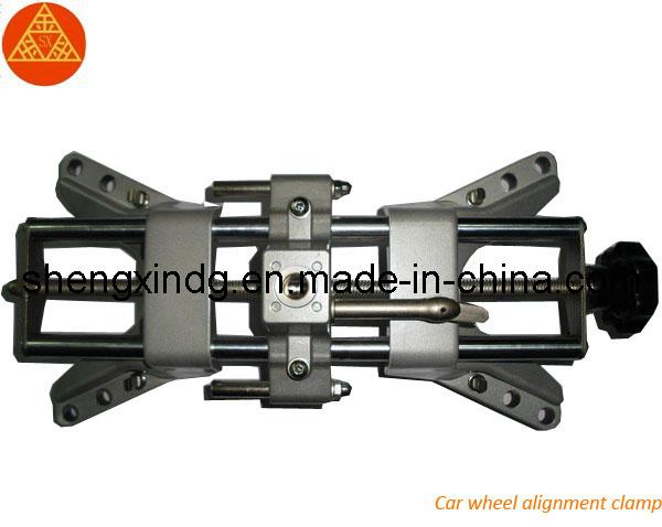 3D Car Auto Vehicle Wheel Alignment Wheel Aligner Adaptor Adapter Localizer Clip Clamp Clamper for Wheel Alignment Wheel Aligner (JT002)