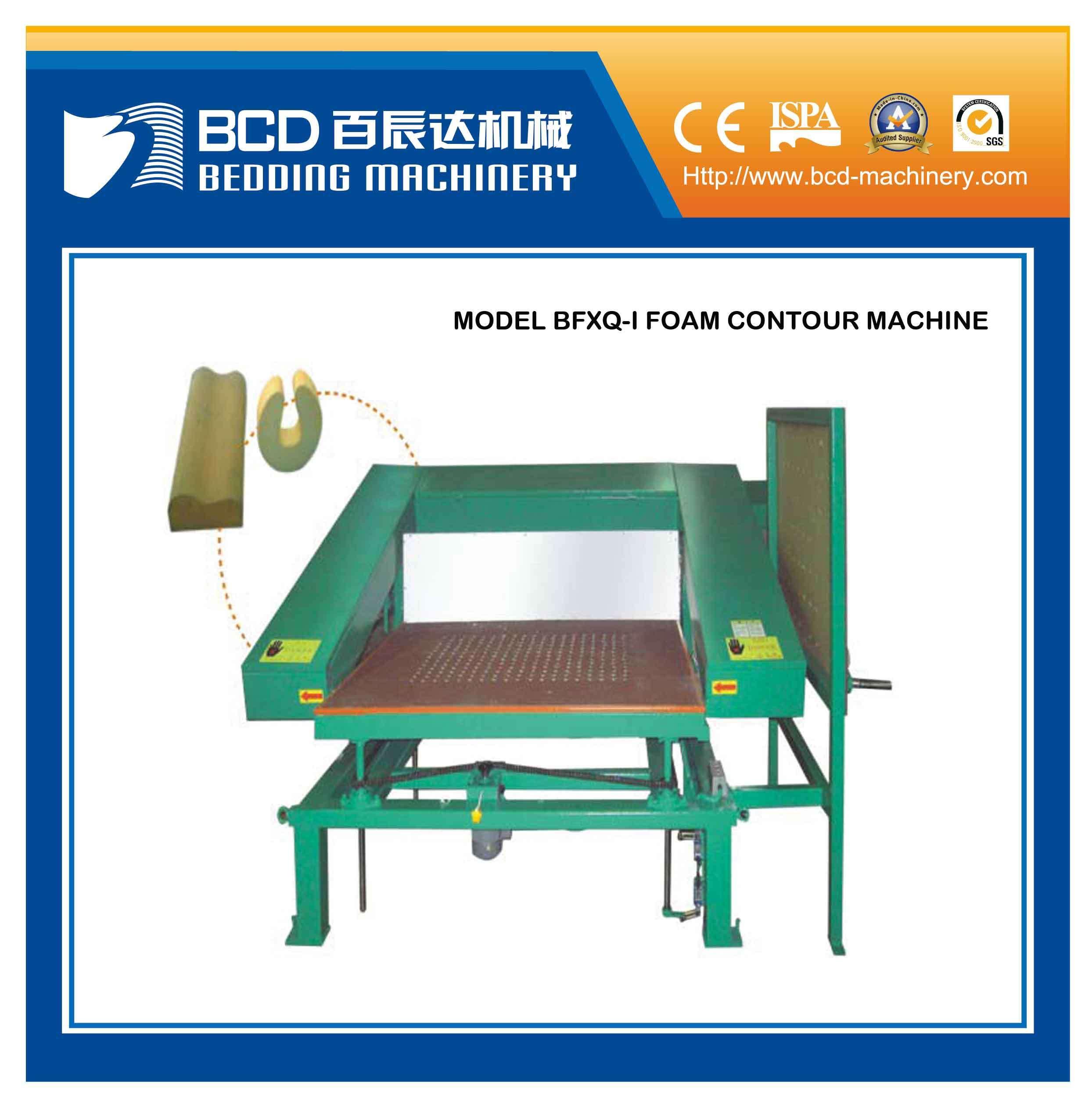 Foam Contour Cutting Machine (BFXQ-1 Manual)