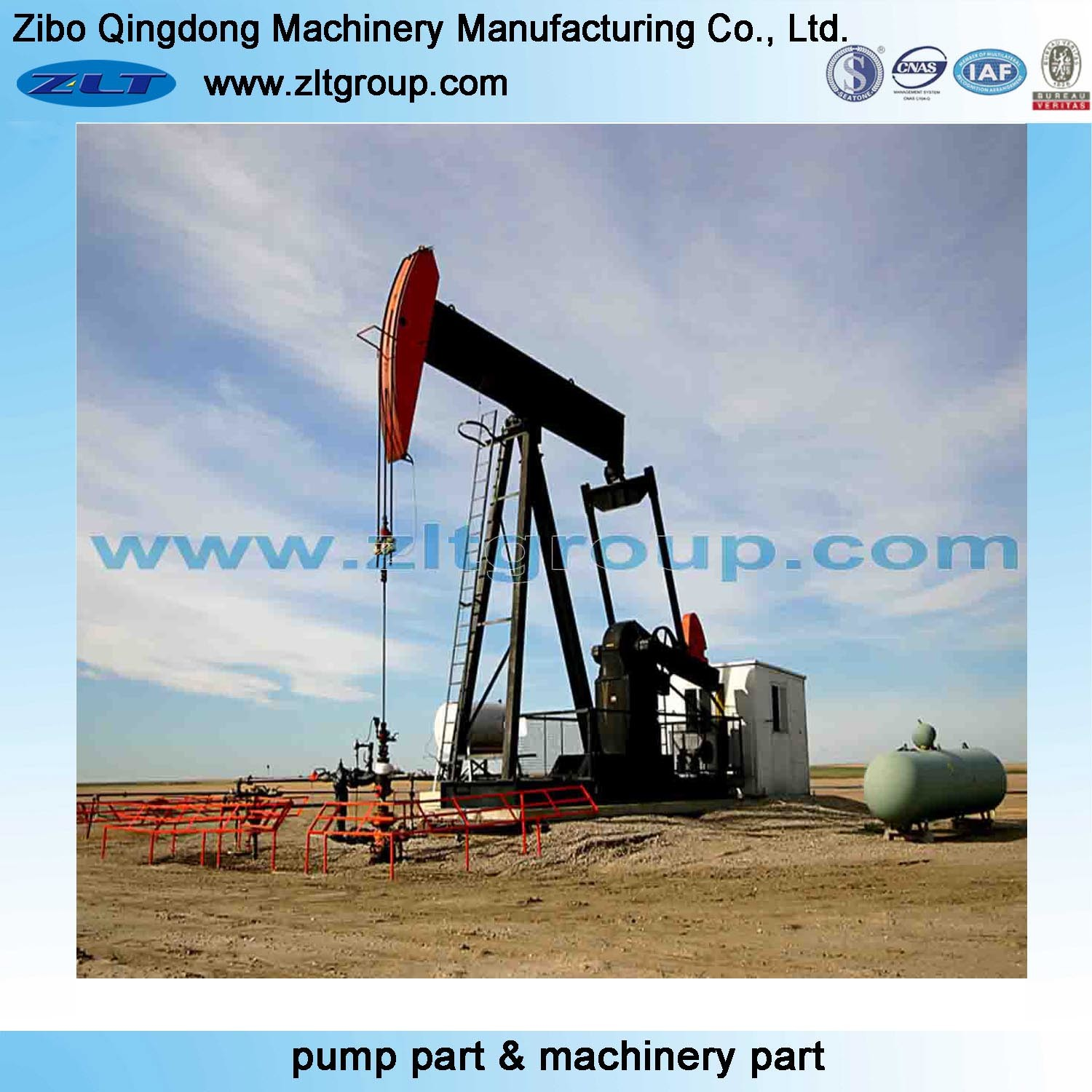 Counter Weight Iron Supplier for Oil & Gas Industry