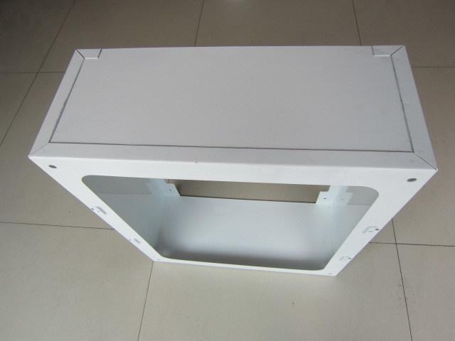 Metal Frame Weldment on Dryer