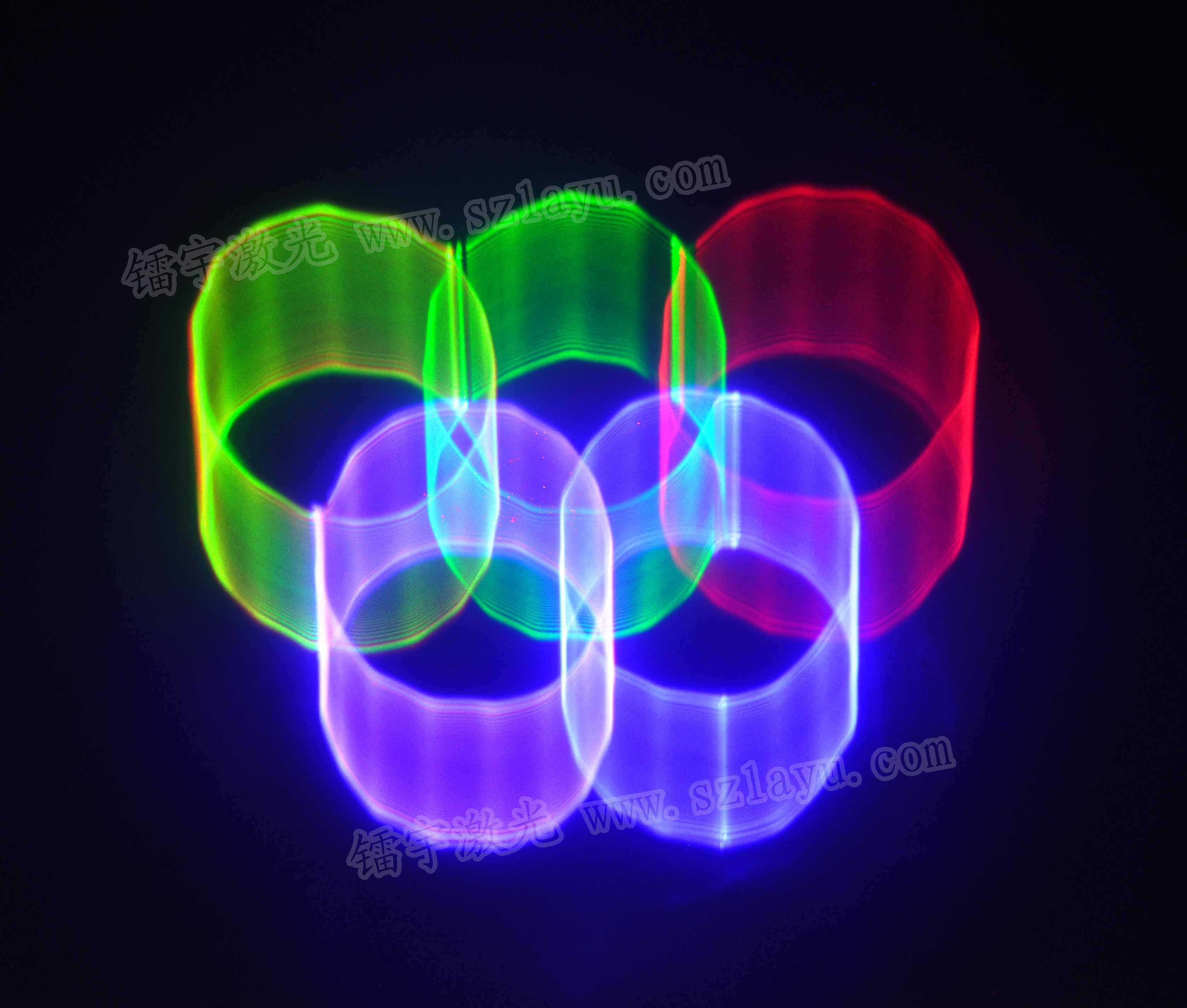 RGB 3D Laser Lighting, Disco Light, Club Light