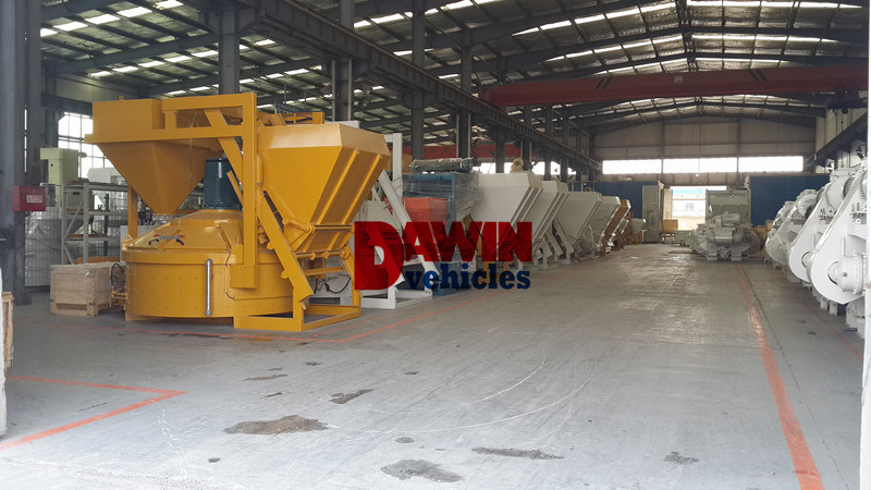 Dawin CE Proven Counter Current Planetary Master Mixers for Scc 500L 1000L 1500L 2000L