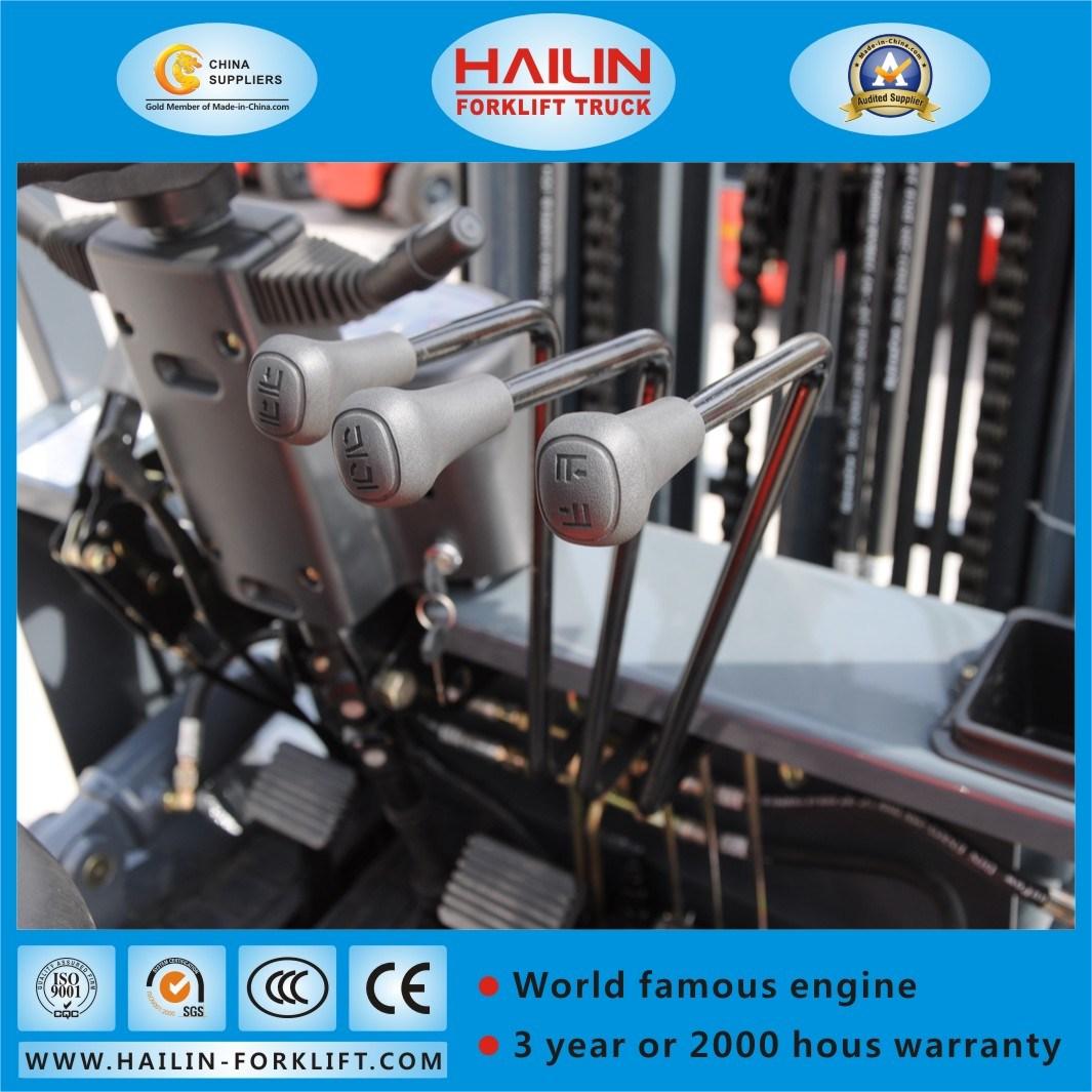 Gasoline Forklift (Nissan engine, 2.0Ton)