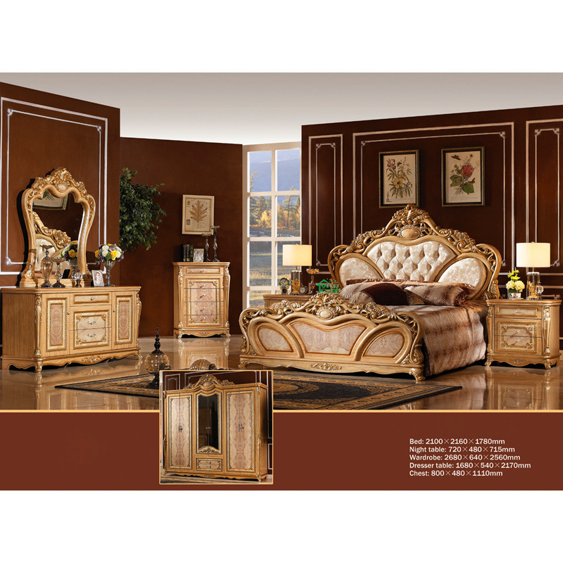 China Bedroom Furniture Set From Chinese Furniture Factory W833
