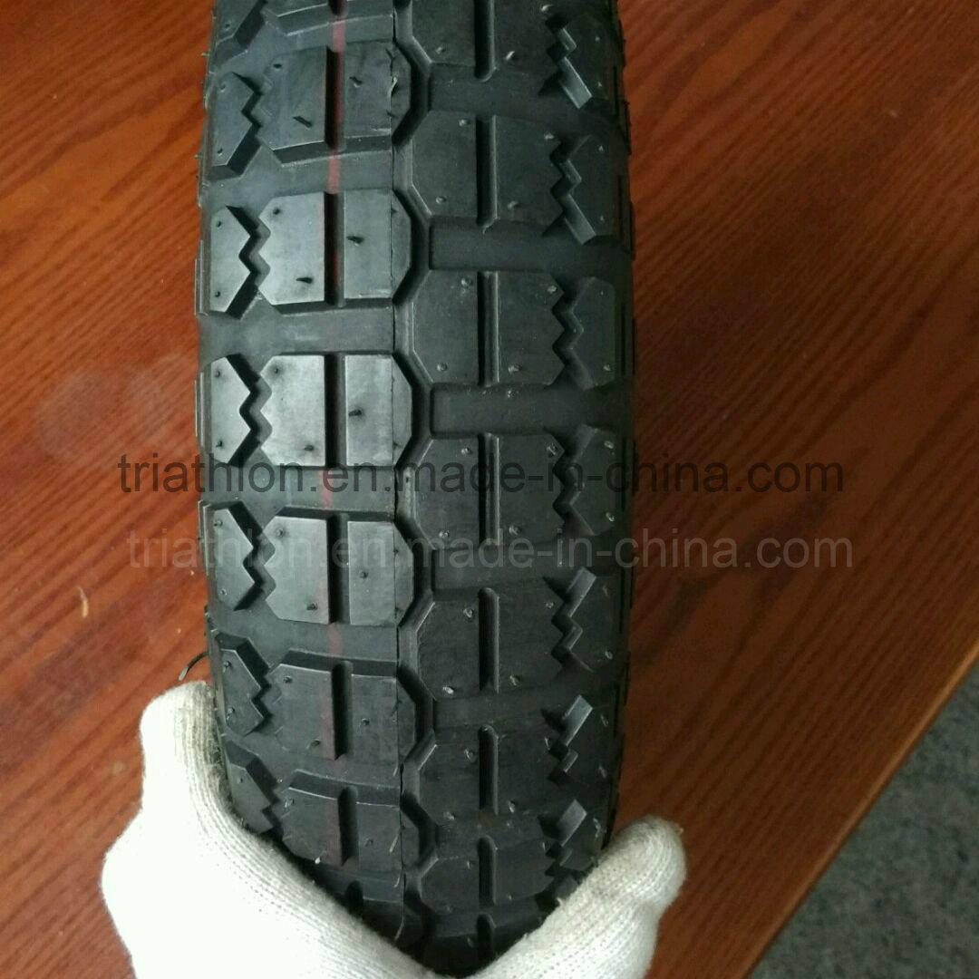 4.00-6 3.50-6 4pr Turf pneumatic Tire with Nylon Rim