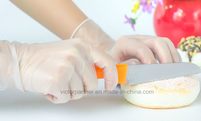 High Quanlity Disposable Gloves Powder Free Vinyl Gloves for Food Industry