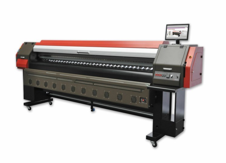SGS Approved High Speed Solvent Printer (Ultra 3000)