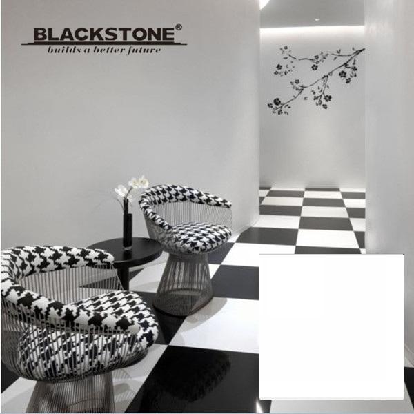 Double Loading Polished Porcelain Super White Tile (JE6000)