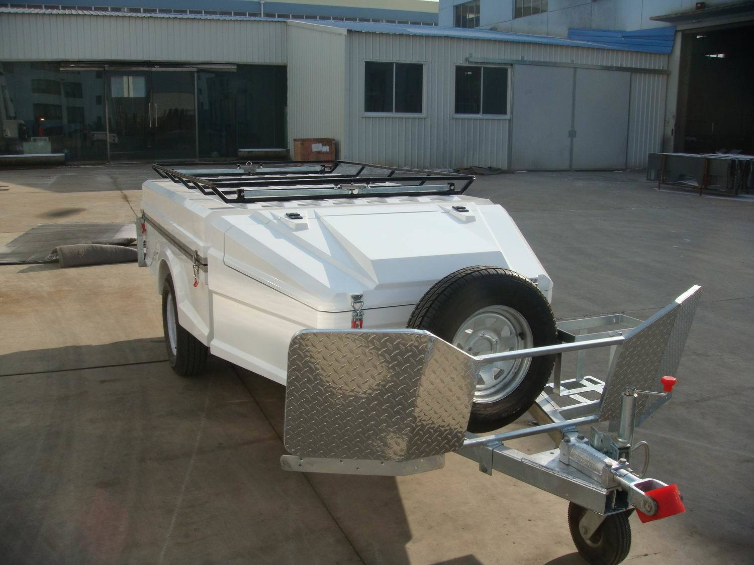 Fantastic Light Weight Travel Trailers