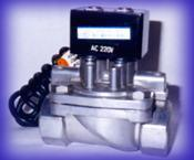 Dual Flow Explosion Proof Solenoid Valves (CF8S-E)