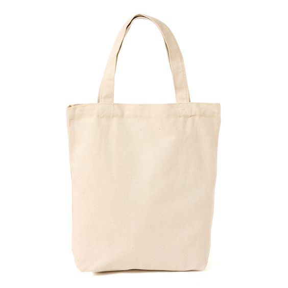 Shopping Bag Made of 100% Natural Cotton