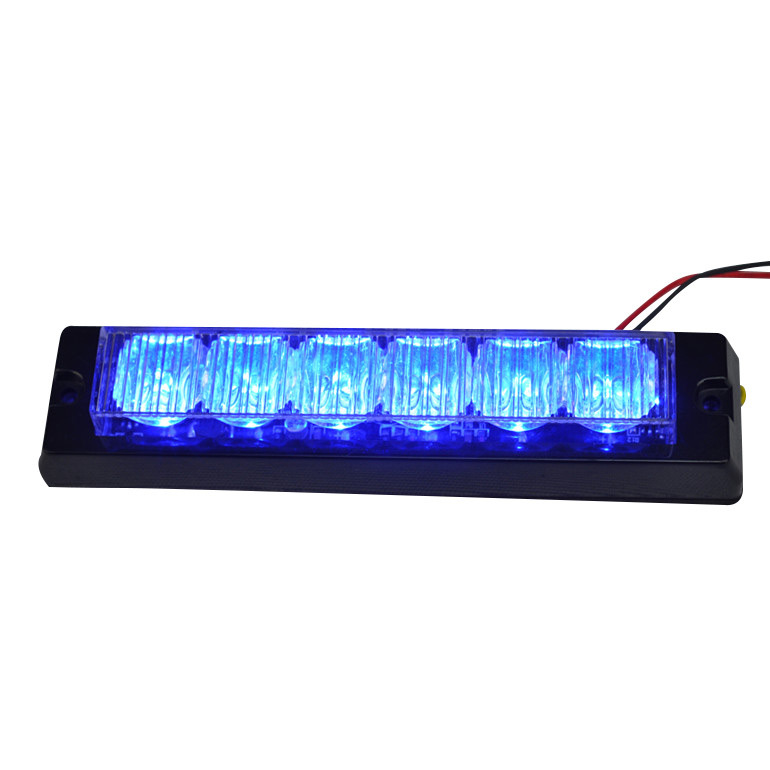Vehicle Decoration Ambulance Blue LED Strobe Head Light (GXT-6 blue)