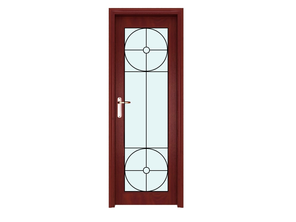 768 #441714 Wooden Glass Door Hdf Door Wooden Glass Door HDF Door Glass picture/photo Wood Glass Doors 41591024