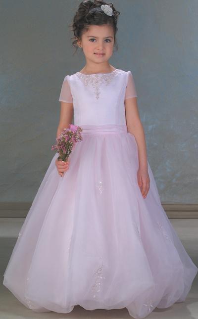 Girl Dresses Wedding On Girl Dress Wedding Flower Girl Dresses Wedding