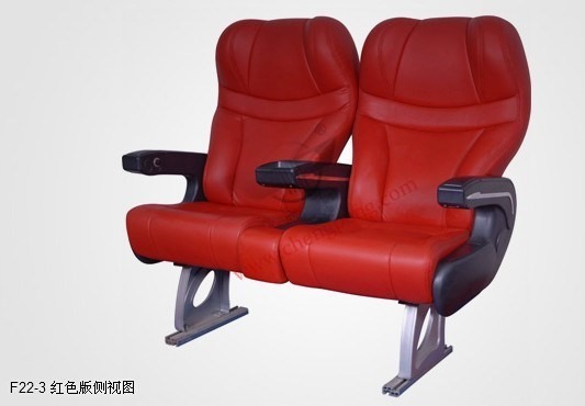 Adjustable Coach Double Luxurious Auto Business Seats (F22-3)