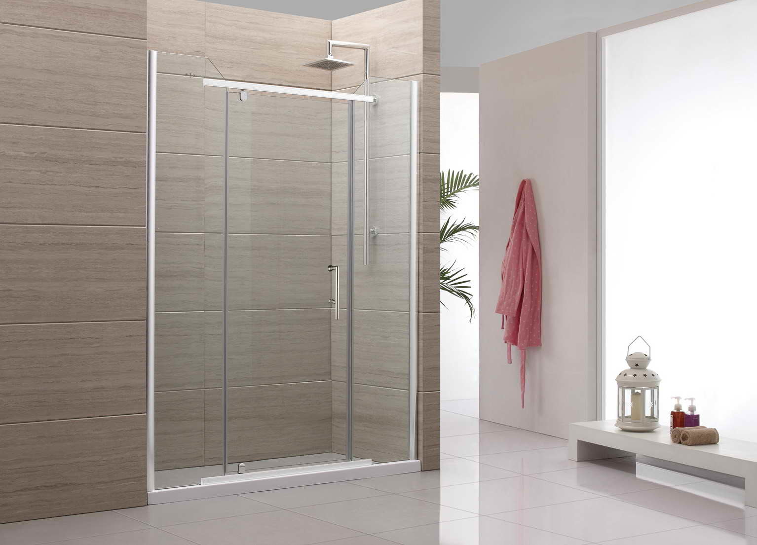 China sliding shower door rsh r 356 10 china sliding for Bathroom entrance doors