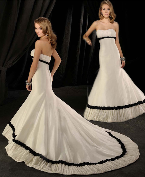 New Fashion Designer Enchanting Wedding Dress  Bridal Dress  fl-25 Fashion Designs Wedding Dresses