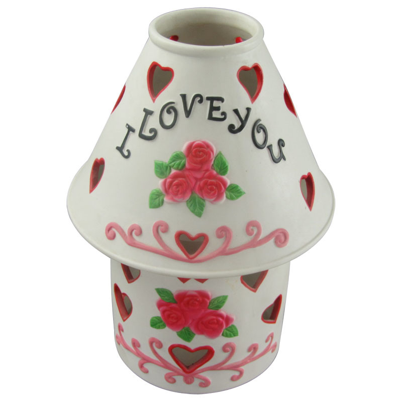 Craft Porcelain with Home Decoration