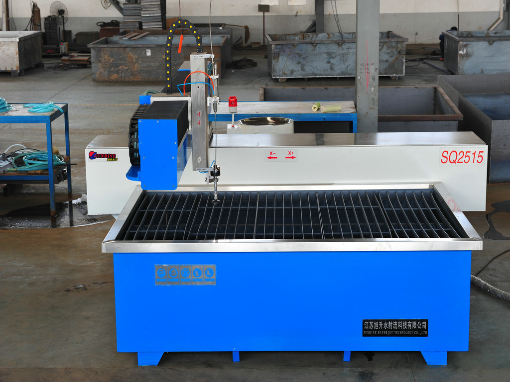 Waterjet Marble Cutting Machine, 2.5m*1.5m