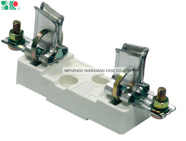 Low Voltage Types of Ceramic Fuse Holder for Nh3 (NT3)