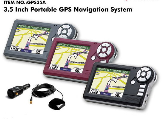 Portable Navigation Systems