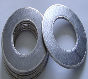 China Reinforced Graphite Gasket China Reinforced