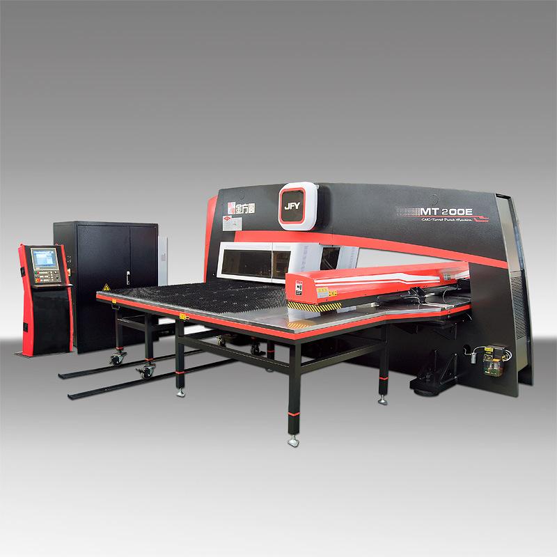 Mt Series CNC Turret Punching Machine