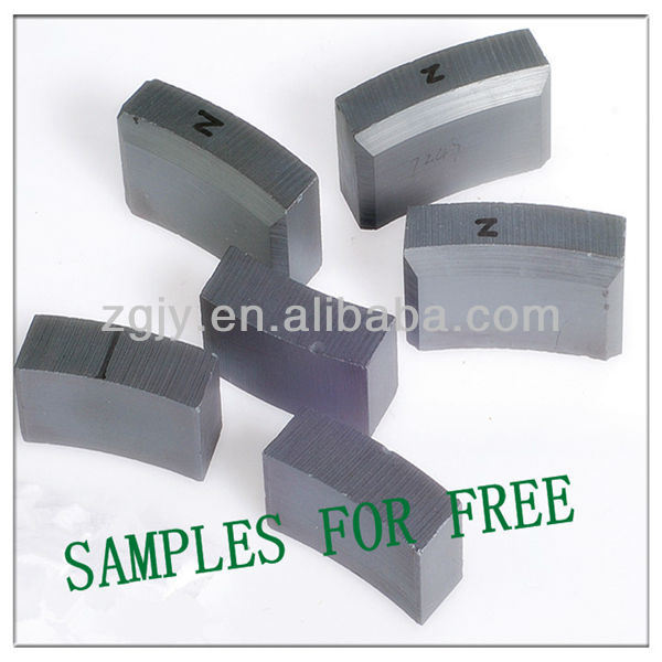 Custom Y33/Y35 Motor Magnets for Sale