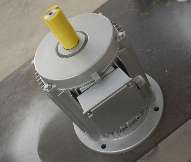8kw Vertical Permanent Magnet Generator