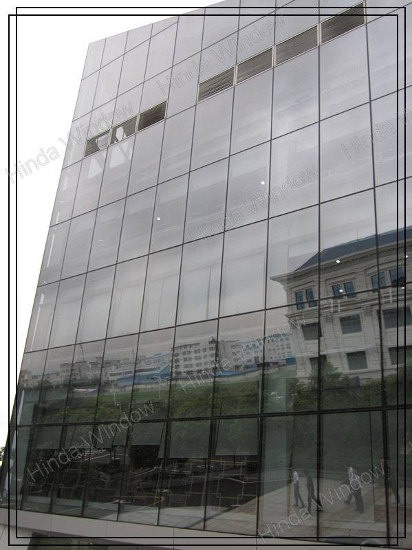 Aluminum Curtain Wall Windows : China aluminum curtain wall window xd ct