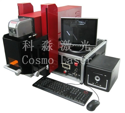 Multitype Applications Green Laser Marking Machine