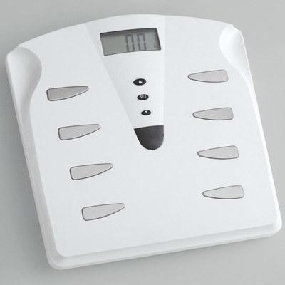 Body Fat Scale Water 17