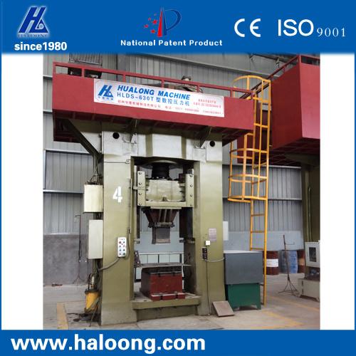 Supplier Price High Aluminum Brick Press Machinery