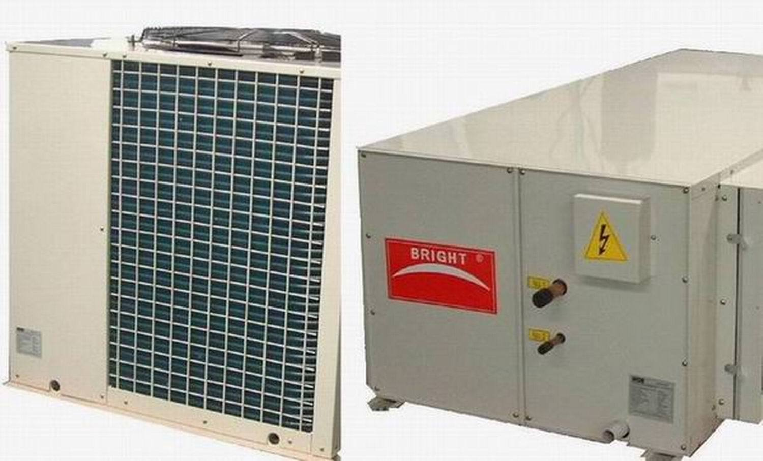 China Split Type Ducted Air Conditioner - China Air ...