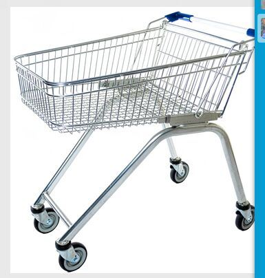 Hot Selling Standard Supermarket Shopping Trolley